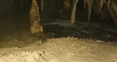 пещера ледникът, ракитово