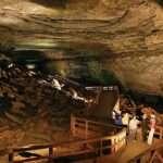 Стивън Бишъп: Пещерен изследовател или историята на пещерния водач