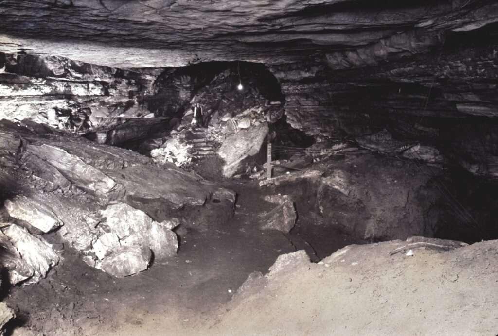 Мамонтова пещера, САЩ