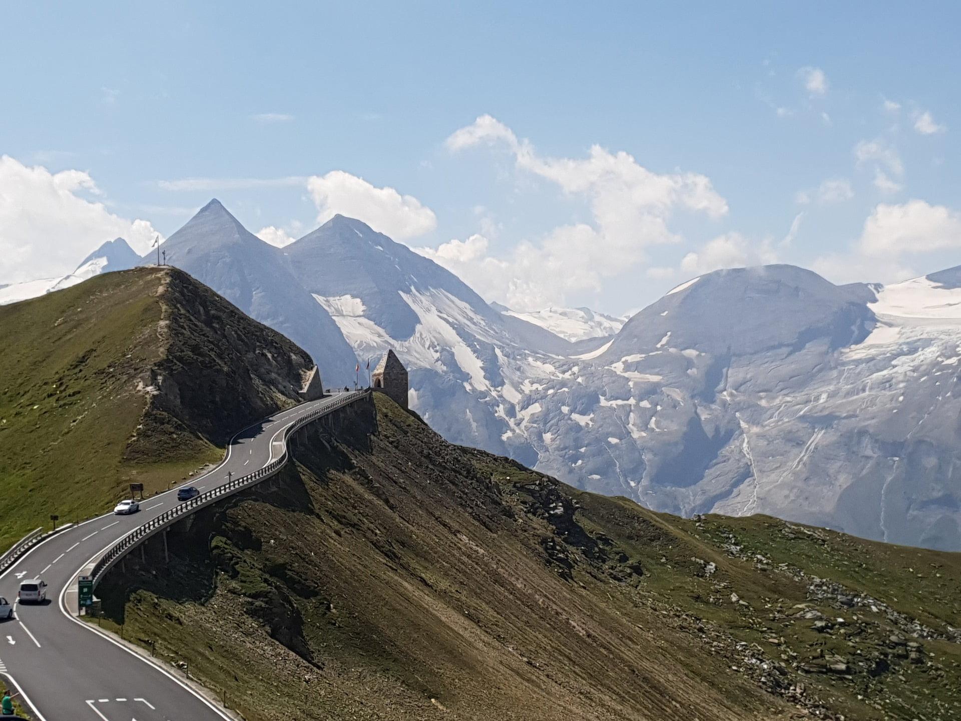 високоалпийският път
