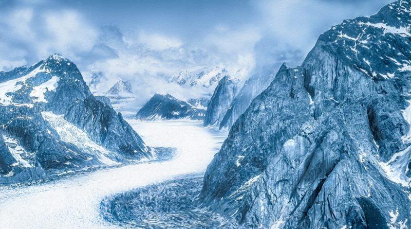ледник, висока планина