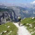 История на планинското колоездене