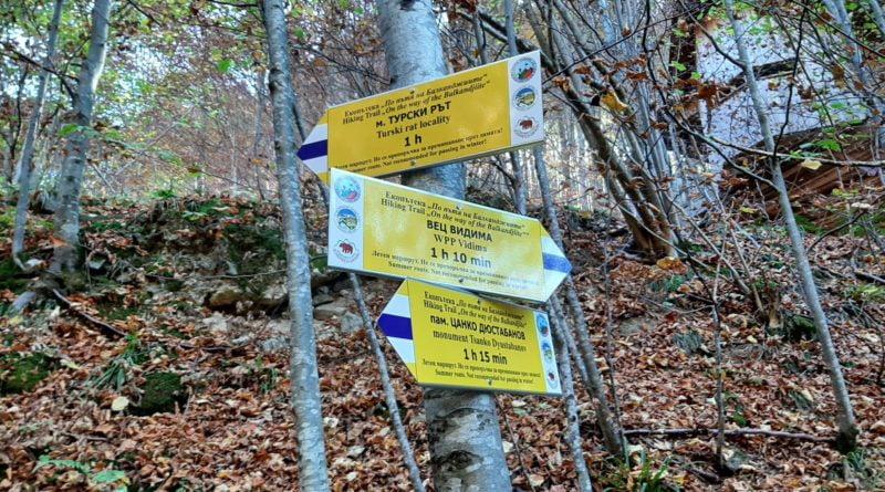 Български планинарски съюз, Върхове
