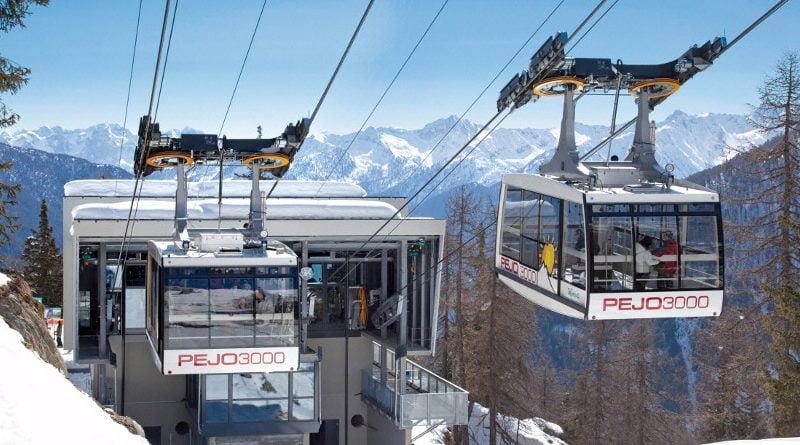 ски курорт в италия pejo 3000