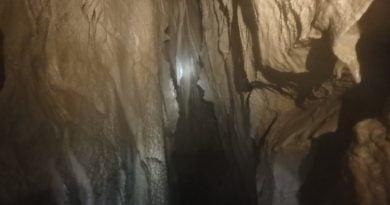 пещера Ледникът