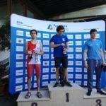 Петър Иванов – втори на Европейската купа по спортно катерене (боулдър)