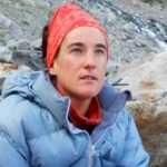Ден след като изкачи Еверест, Елизабет Револ стъпи и на Лхотце