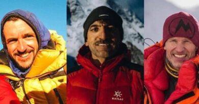 Откриха телата на Снори, Садпара и Хуан Пабло Мор