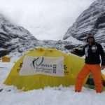 Tежък снеговалеж спира пътя на Наско Скатов към Дхаулагири