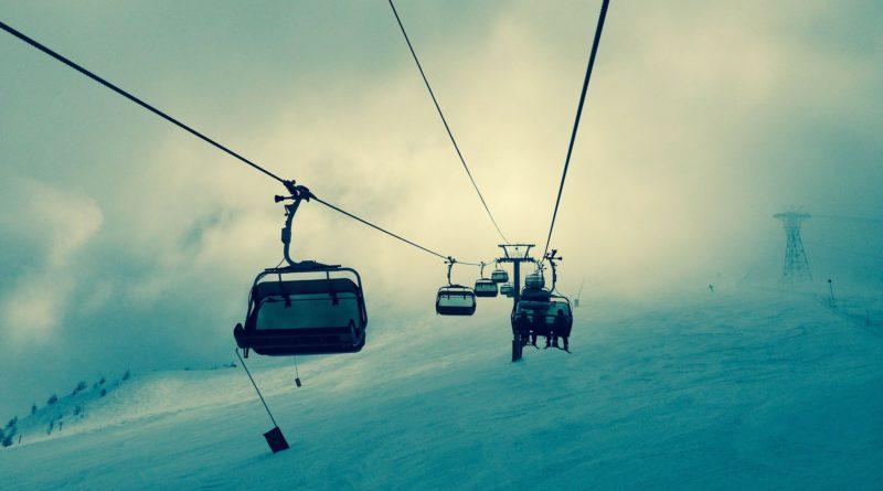 седалков лифт сняг
