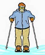 Ски самоучител – I част