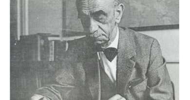 Стефан Попов - първи председател на БАК