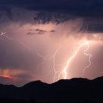 Гръмотевичните бури и какво да правим, ако ни застигнат в планината