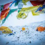 Четирима непалци пробват скоростно зимно изкачване на Еверест,  Чикон продължава, Кобуш се отказа
