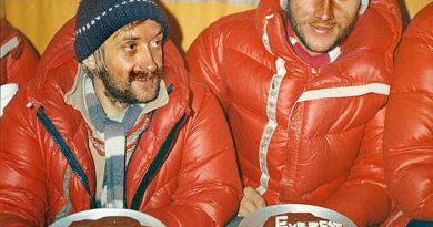 Виелицки и Чичи, първо зимно на Еверест